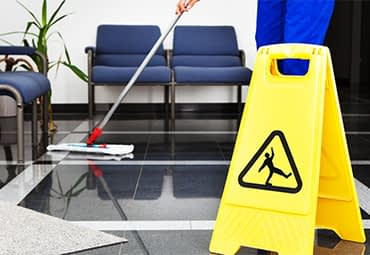 Contract Cleaning Service