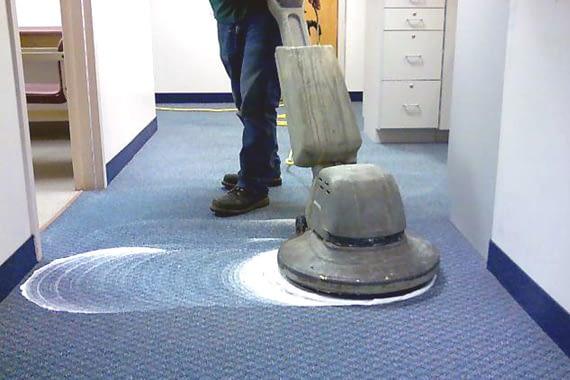 Flooded carpet drying Glen Waverley